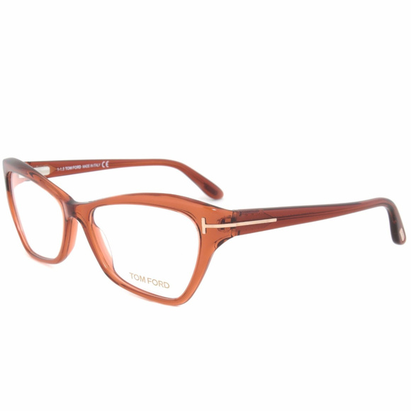 26ed47741f41 Tom Ford TF5376   V 042 Light Brown Orange. M 5a904f1eb7f72b72c4e379b0